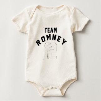 Team Romney 12.png Baby Bodysuit
