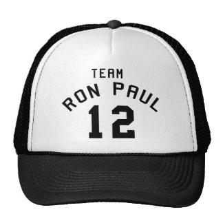 Team Ron Paul 12.png Trucker Hats