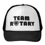 Team Rotary trucker hat