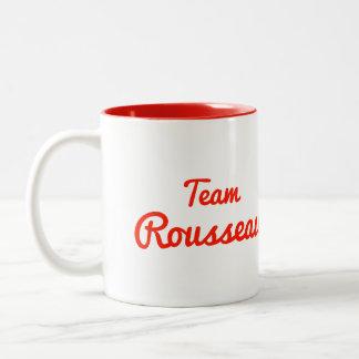 Team Rousseau Mug