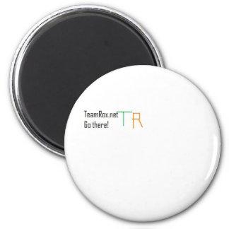 Team Rox Other Logo Fridge Magnets