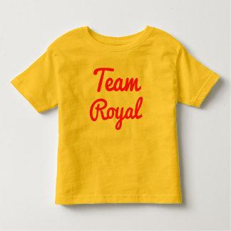 Team Royal Tee Shirts