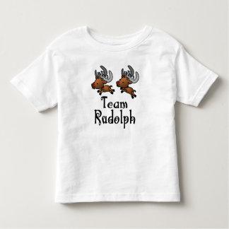 Team Rudolph Toddler T-Shirt