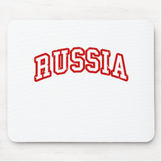 Team Russia Mouse Pad