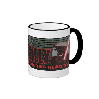 Team Saber Bully Anti- Cyber Bullying Club Ringer Mug