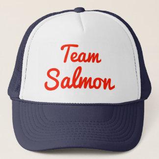 Team Salmon Trucker Hat