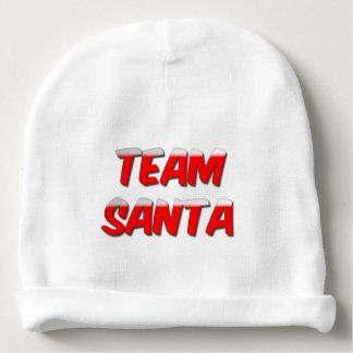 Team Santa Baby Beanie Hat