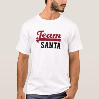 TEAM SANTA CHRISTMAS  T-SHIRT