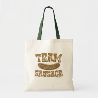 Team Sausage Tote Bag