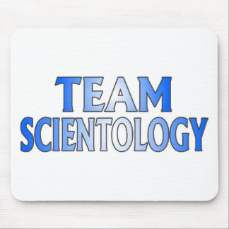 Team Scientology Mouse Mat