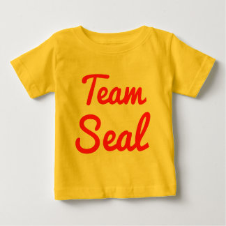 Team Seal Baby T-Shirt