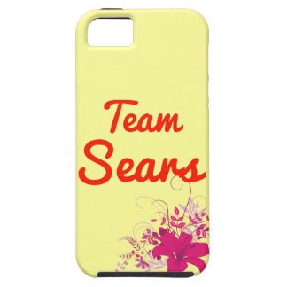 Team Sears iPhone 5 Cases