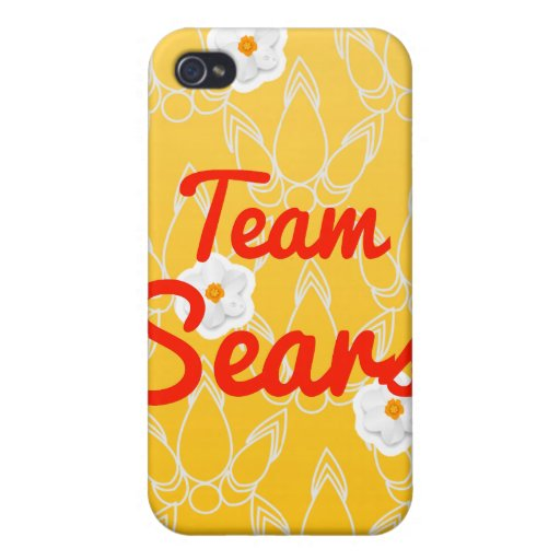 Team Sears Case For iPhone 4