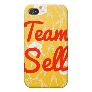 Team Sell iPhone 4/4S Cover