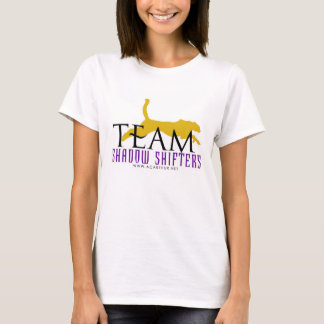 Team Shadow Shifters Baby Doll T-Shirt