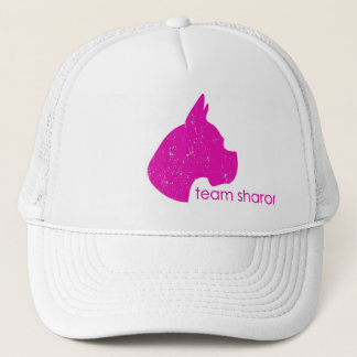 Team Sharon boxer hat
