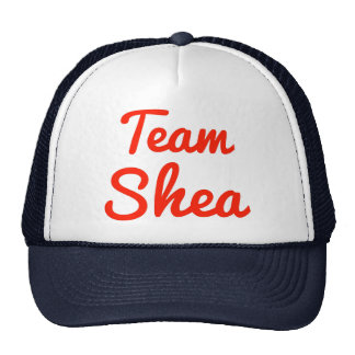 Team Shea Trucker Hat
