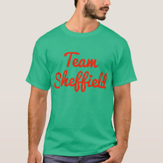 Team Sheffield T-Shirt