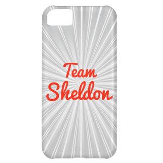 Team Sheldon iPhone 5C Case