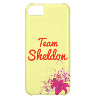 Team Sheldon Cover For iPhone 5C