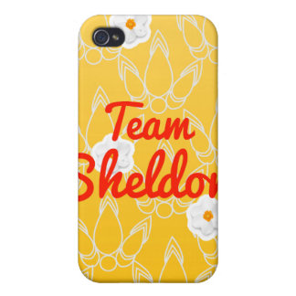 Team Sheldon Cases For iPhone 4