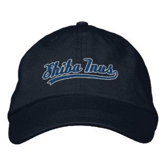 Team Shiba Inu Embroidered Hats