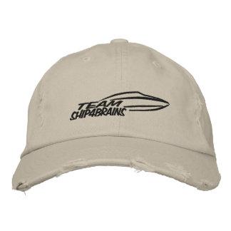 Team Ship4brains HAT! Embroidered Baseball Caps