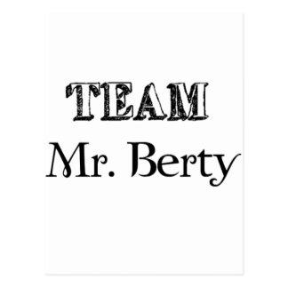 Team Shirts Postcard
