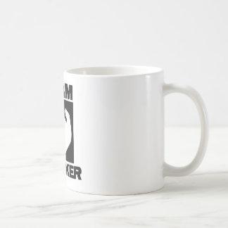 Team Shocker Basic White Mug