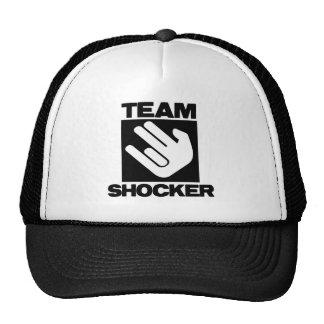 Team Shocker Mesh Hats