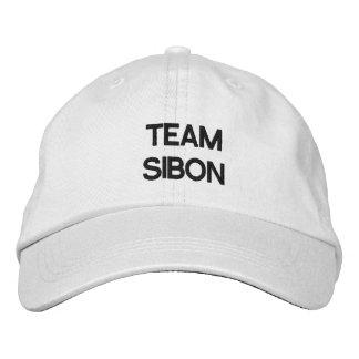 Team Sibon cap! Embroidered Hat