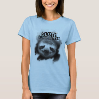 Team Sloth - London Marathon T-Shirt