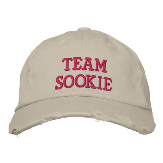 TEAM SOOKIE BASEBALL CAP