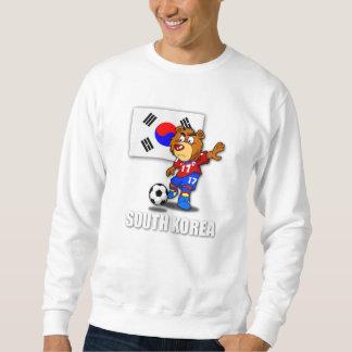 Team South Korea Football Sweatshirt