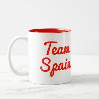 Team Spain Mugs
