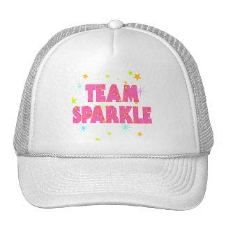 Team Sparkle Trucker Hats