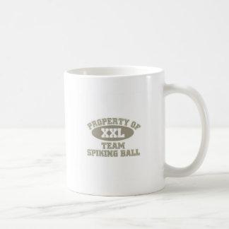 Team Spiking Ball Coffee Mug