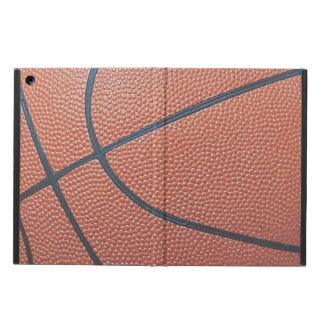Team Spirit_Basketball texture look_autographready Cover For iPad Air