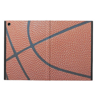 Team Spirit_Basketball texture look_Hoops Lovers iPad Air Cover