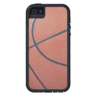 Team Spirit_Basketball texture look_Hoops Lovers iPhone 5 Covers