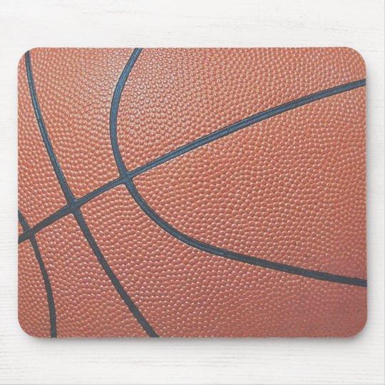 Team Spirit_Basketball texture Mouse Mat