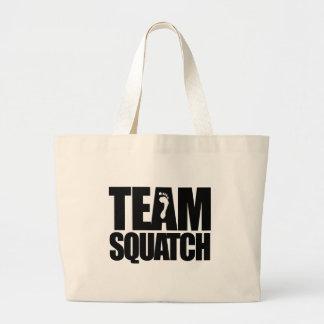 TEAM SQUATCH TOTE BAG
