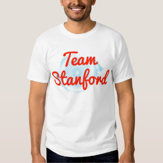 Team Stanford Tee Shirts