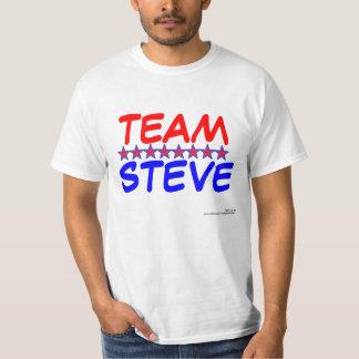 Team Steve Tshirts