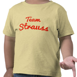 Team Strauss T-shirt