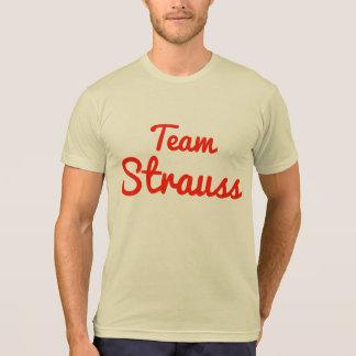 Team Strauss Tshirts