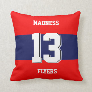 Team style drawing cushion