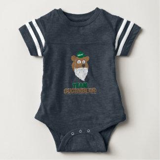 Team SugarBear Baby Baby Bodysuit