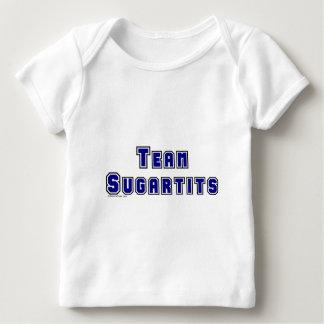 Team Sugartits Baby T-Shirt