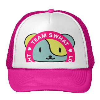 Team SWHAT Yin Yang Hat